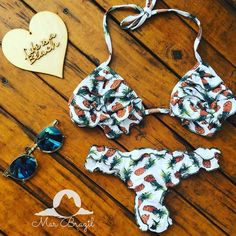 Morning with our new pineapple print 😍🍍 We're so in love! Brazilian Swimwear, Pineapple Print, Summer 2016, Shop Now, Bikinis, Instagram Posts, Shopping, Design, Fashion