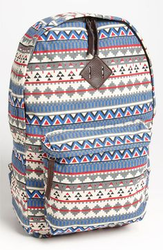 Topman Print Backpack #Nordstrom