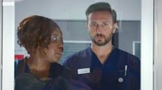 Holby City (17/47) Mo and Fletch