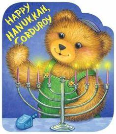 Happy Hanukkah, Corduroy by Lisa McCue. E B FRE