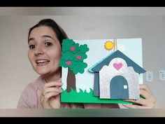 Paper Crane Mobile, Owl Crafts, Education, Kids, Youtube, Creative Activities For Kids, Learning Activities For Kids, Kid Activities, Pallet Kids