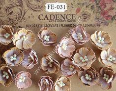 www.uskudarsanat.com Cadence-3D-Dekoratif-Cicekler-FE-031,PR-5385.html