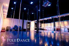 World Best Pole Dance Rooms - SoBe Pole Dance Studio