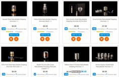 Vapor Joes - Daily Vaping Deals: THE NEXT WAVE OF ANGELCIGS CLEARANCE - RBA'S AS LO...