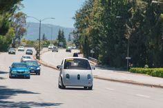 Google's Driverless Cars Run Into Problem: Cars With Drivers - The New York Times