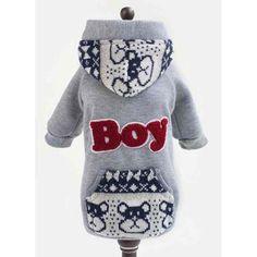 メルカリ - BOY カジュアル スウェット 小型犬春秋用犬の服 Sサイズ 中古や未使用のフリマ