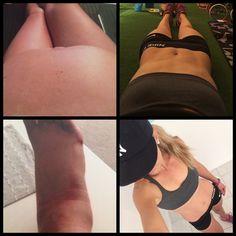 Straffer Bauch - trotz 3 Kindern: So hat Kimberley es geschafft Workouts, Weight Loss, Crop Tops, Fitness, Sports, Beauty, Women, Fashion, Tighten Stomach