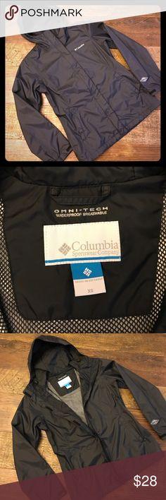 Columbia Jacket Waterproof, breathable Omni-Tech jacket by Columbia. New without tags. Columbia Jackets & Coats