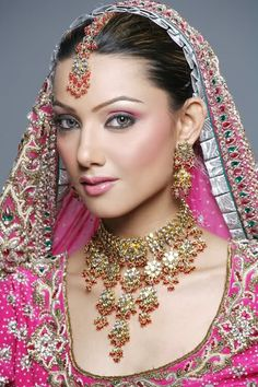 South Asian bridal