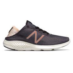 New Balance Vazee Coast Running Shoes in Dark Grey/Pink Sneakers N Stuff, Casual Sneakers, Sneakers Fashion, Fashion Shoes, Shoes Sneakers, Women's Shoes, New Balance Sneakers, New Balance Shoes, Sneakers Sketch