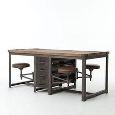 Rupert Work Table #homewoodworkingshop