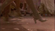 Footloose - 1984 (apresentação - figurantes)