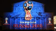 投影大秀阐述设计理念,2018 俄罗斯世界杯 logo 公布!   理想生活实验室