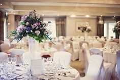 Guest table centres