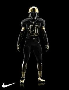 Army Black Knights uniform for 2012 Army-Navy Game via Nike Football Poses, Football Jerseys, Football Helmets, Football Art, Football Stuff, Football Season, Basketball, American Football, American Sports