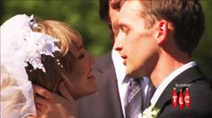 Your first kiss will probably look like this: | 19 Reasons Why Getting Married Isn't Worth It AtAll