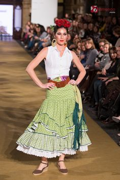 Spanish Costume, Flamenco Costume, Nice Dresses, Polka Dots, Skirts, Clothes, Collection, Vintage, 3