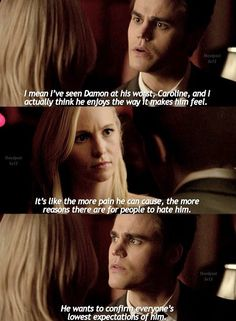 "#TVD 5x13 ""Total Eclipse of the Heart"" - Caroline and Stefan"