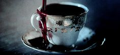 penny dreadful blood teacup - Google Search