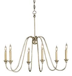Orion Chandelier Lighting | Currey and Company