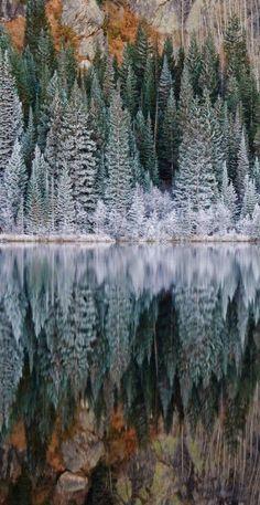 Bear Lake in Rocky Mountain National Park, Colorado