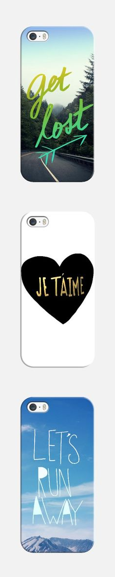 cute iPhone case. I like the je t'aime one