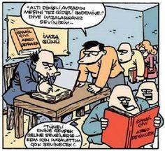 Argo Sözlük Karikatürü Özer Aydoğan | Karikatürname