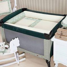 kit de berço portátil - Pesquisa Google Baby Bottles, 4 Kids, Baby Decor, Baby Care, Baby Room, Cribs, Sofa, Table, House