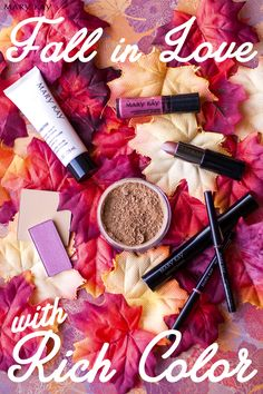 This season is all about rich lipstick shades and rosy cheeks. Fall in love with Creme Lipstick in Whipped Berries, NouriShine Plus® Lip Gloss in Pink Wink and Mineral Cheek Color in Bold Berry! | Mary Kay