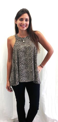 Fun tank paired with boots!