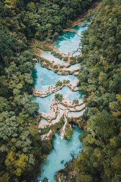 Semuc Champey River in Guatemala <br> Planning a trip to Central America? Here are 10 MUST visit Central America destinations that you won't believe exist! South America Destinations, South America Travel, North America, Holiday Destinations, Travel Destinations, Cool Places To Visit, Places To Travel, Places To Go, Atitlan Guatemala