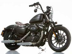 883 iron harley davidson | bobber sportster iron 883 xl883n 2 24 abril categories consejos motos ... #harleydavidsonbobbersfortyeight