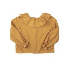 Oeuf NYC cotton blouse