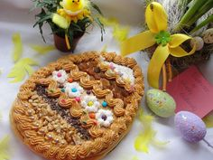 Easter Treats, Easter Cake, Nigella, Happy Easter, Birthday Cake, Baking, Recipes, Cross Stitch, Cook