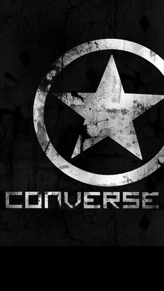 59db7abfdf12  converse  black  wallpaper  iPhone  android · Hd Phone WallpapersSports ...