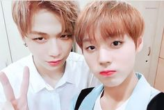 Kang Daniel, Park Jihoon; can they hurry up and release an album or something already? i'm so stoked like sks alsosjaks kfgoje.