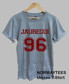 JAUREGUI 96 Lauren Jauregui Shirt Number Printed on by Norwaytees