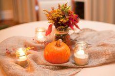 Pumpkin Wedding Decorations Fall wedding decorations from rusticweddingchic. Pumpkin Wedding Decorations, Rustic Country Wedding Decorations, Fall Wedding Centerpieces, Pumpkin Centerpieces, Wedding Reception Decorations, Wedding Table, Rustic Wedding, Wedding Pumpkins, Wedding Ideas