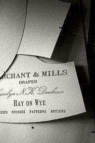 merchant and mills