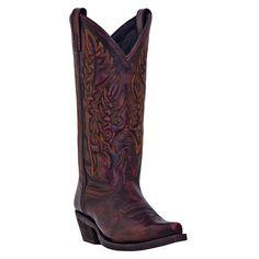 Laredo Women's Sanded Western Boots @Boot Barn , @laredobootco.
