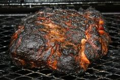 Smoked Pork in Smoking Pulled Pork on a Charcoal Grill and barbecue Grilling Tips, Grilling Recipes, Pork Recipes, Smoked Pork Shoulder, Boston Butt, Smoked Pulled Pork, Smoking Recipes, Grilled Pork, Pork Dishes