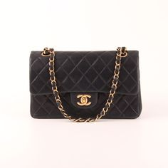 Chanel Classic Double Flap Bag.