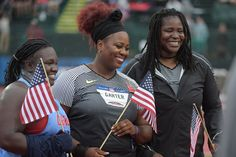 US Track & Field Olympic trial results: Michelle Carter qualifies ...