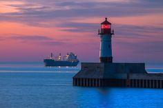 Duluth Superior Lighthouses