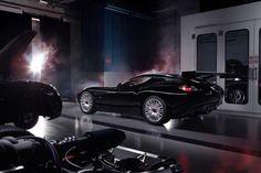 Maserati Mostro revealed
