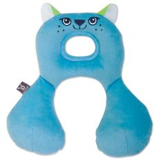 The fun, friendly and safe head and neck support for your 1-4 year old child.  Go for both kids.
