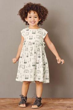 Acheter Monochrome Character Dress (3 mois - 6 ans) disponible en ligne dès aujourd'hui sur Next : France