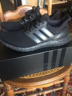 b1ccc4cfe1c79 Adidas Ultra Boost 1.0 Triple Black LTD BB4677 12 Triple Black