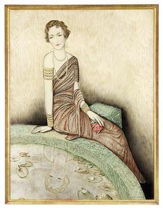 Portrait de Madame Paravicini