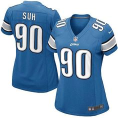 9 Best Cheap Authentic Elite Ndamukong Suh Jersey | Size 40, 52, 54  hot sale